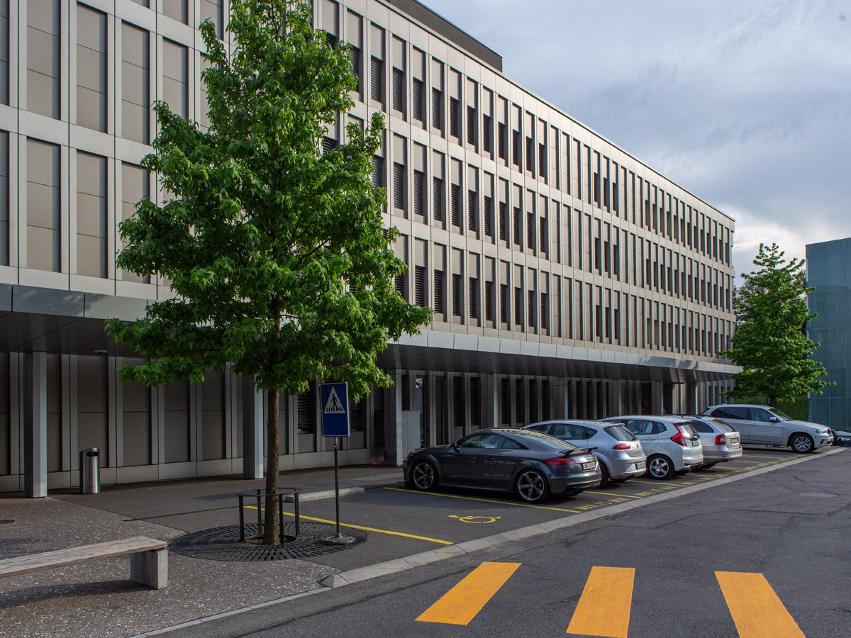 blesshess Augenklinik Luzern